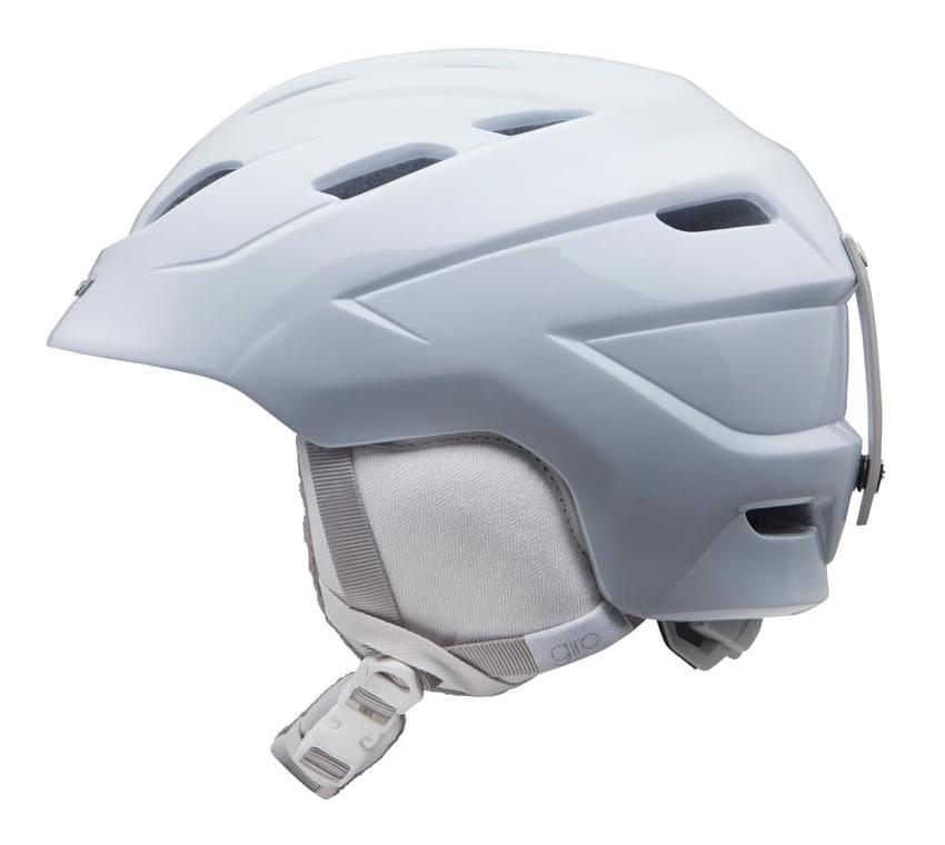 Dámská lyžařská helma Giro Decade - white pearl - Ski a Bike Centrum ... 1950edb46f7