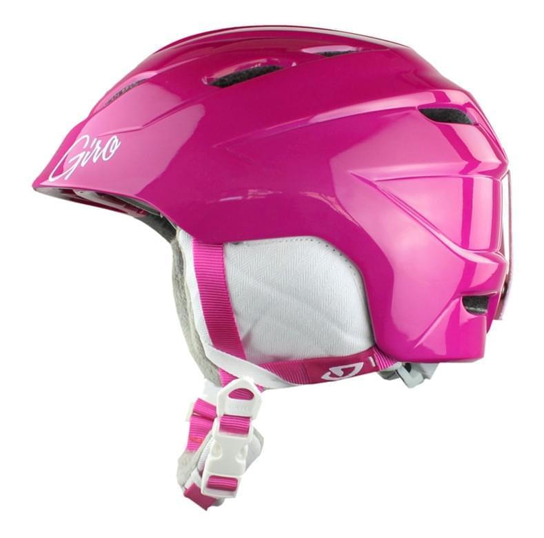 Dámská lyžařská helma Giro Decade - magenta whirl - Ski a Bike ... 7cc6d48cfaf