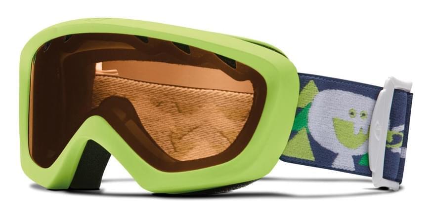 db284347cad Dětské lyžařské brýle Giro Chico – green lil bigfoot amber rose 40 ...