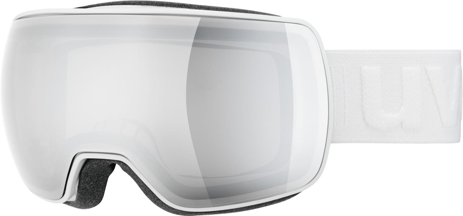 Uvex compact LM - white uni