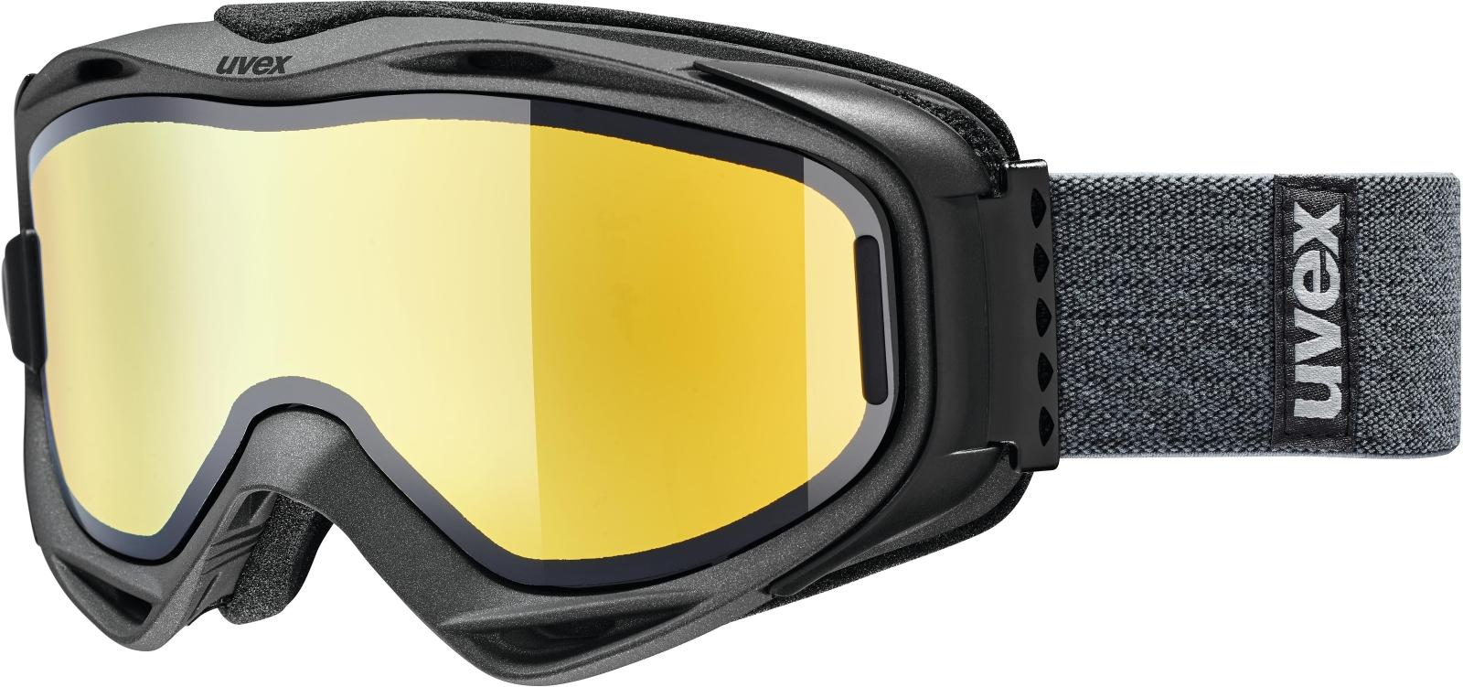 45a3513bde4 Lyžařské brýle Uvex G.Gl 300 TO Anthracite Mat DL mirror yellow  (S2) lasergold lite rose (S4)
