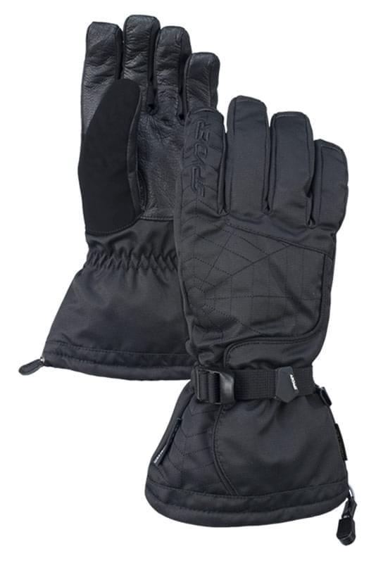 Pánské lyžařské rukavice Spyder Overweb GORE-TEX - black black - Ski ... c83ebe01b8