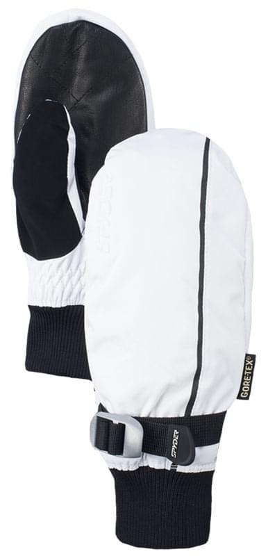 82571476879 Dámské lyžařské palčáky Spyder Spark GoreTex - white black - Ski a ...