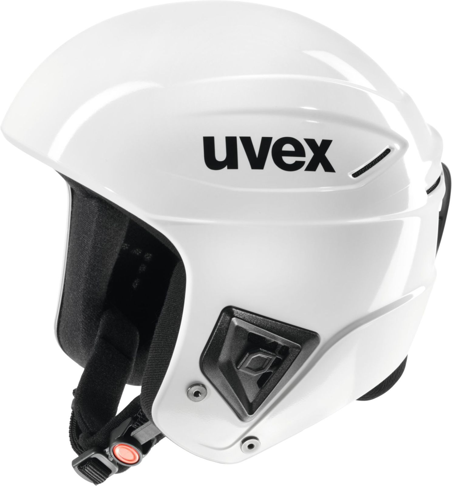 Uvex Race + - all white 53-54