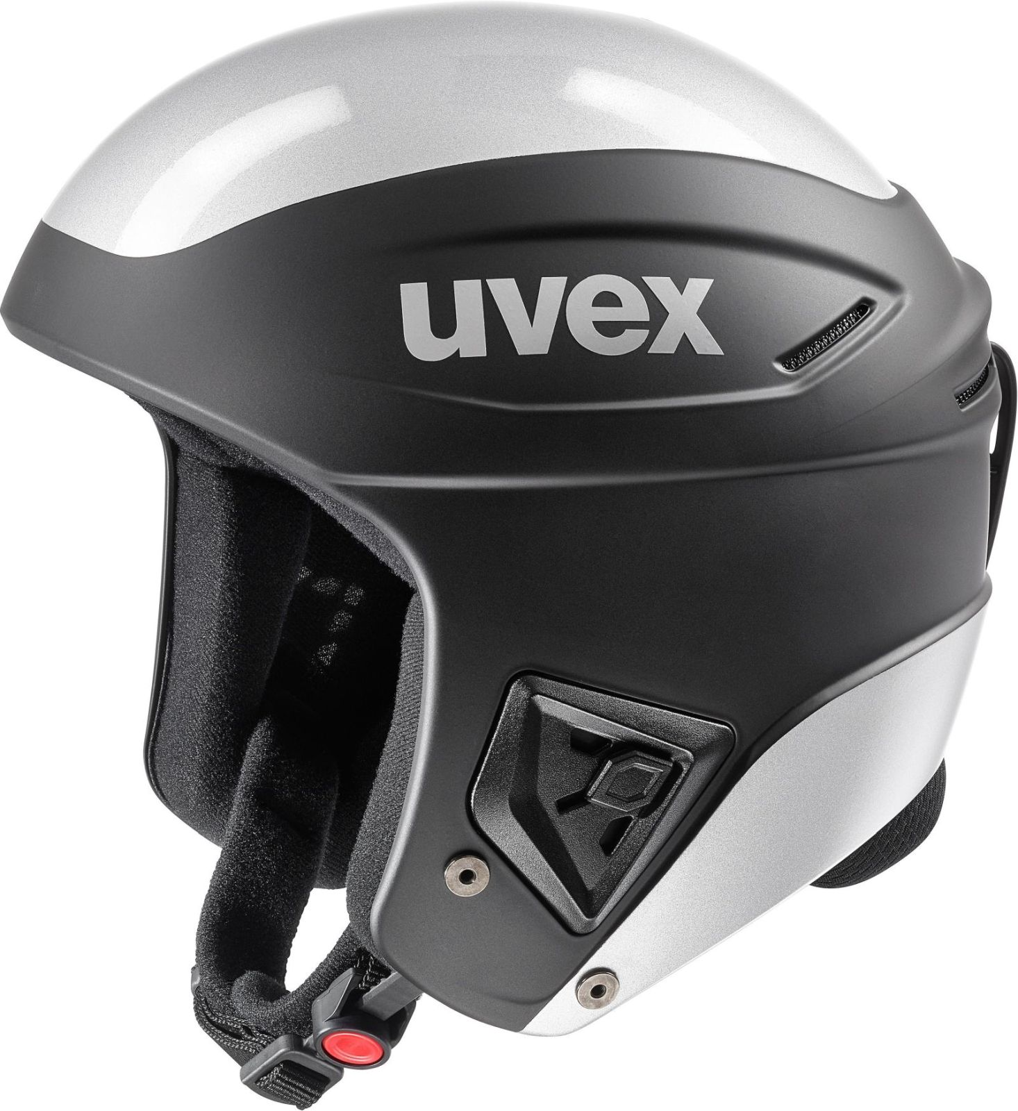 Uvex Race + - black-silver 59-60