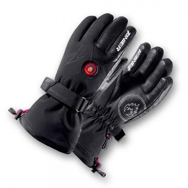 Dámské vyhřívané rukavice Zanier Heat GTX - black - Ski a Bike ... 5a2e840a43