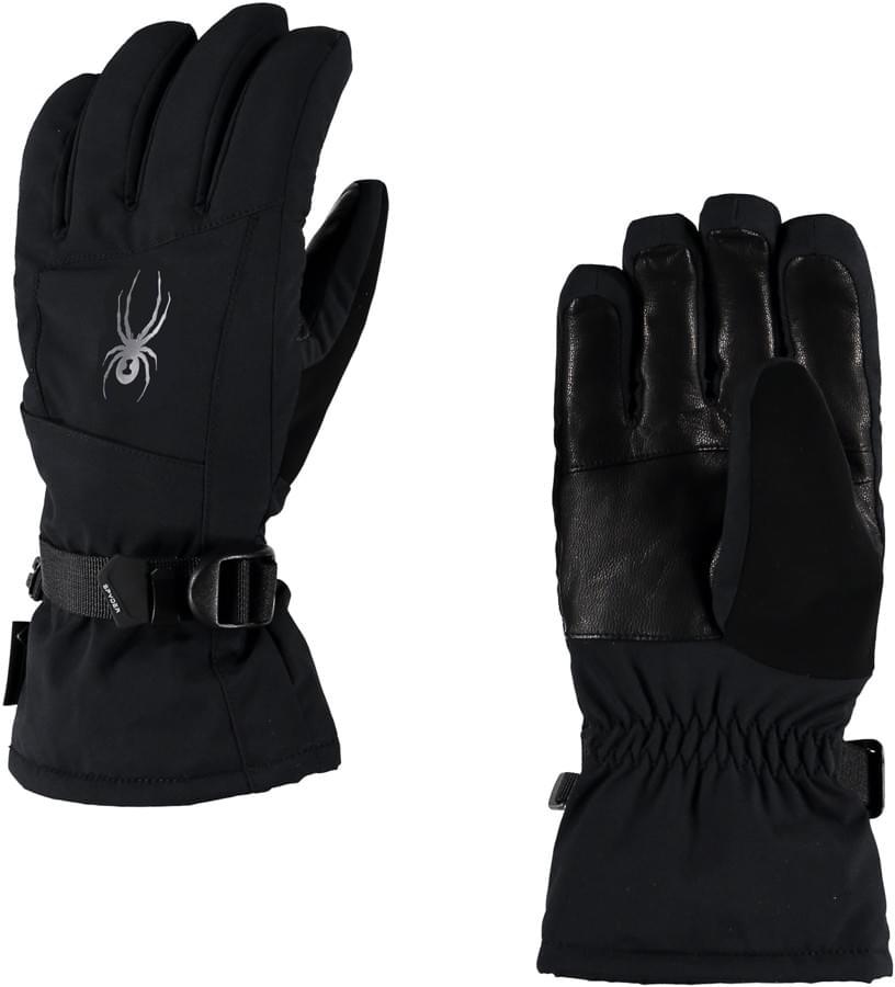 Dámské lyžařské rukavice Spyder Women s Synthesis Gore-Tex – black ... 5ac64fa847