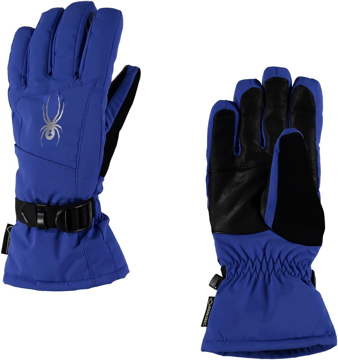 Dámské lyžařské rukavice Spyder Women  039 s Synthesis Gore-Tex –  blg silver S b41bc99ae6