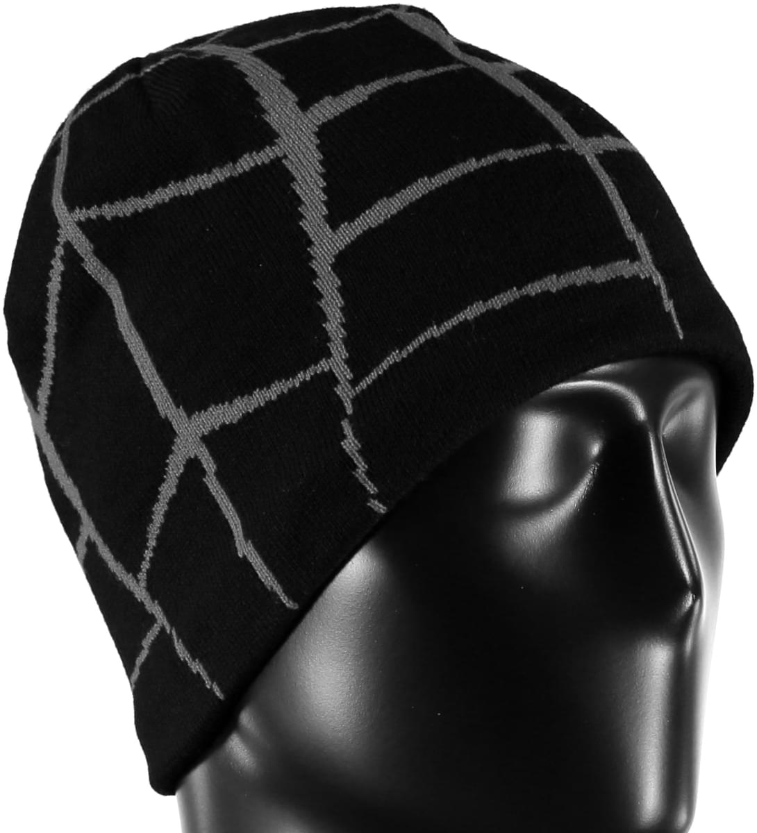 Spyder Men's Web Hat - blk/pol uni