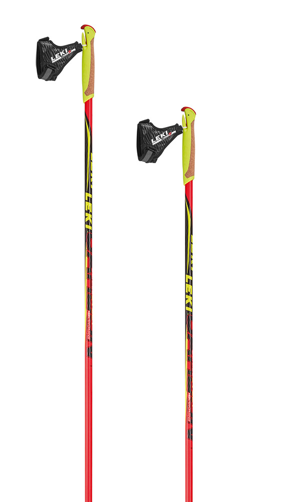 Leki Genius Carbon 175