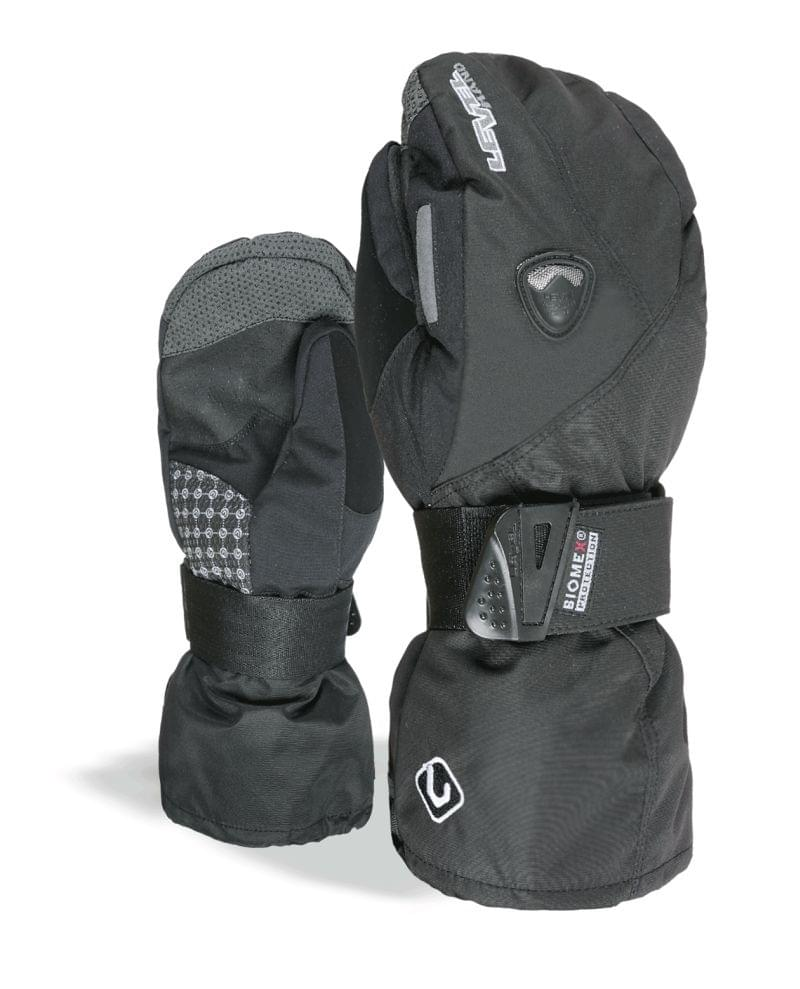 Dámské rukavice Level Butterfly Mitt - black - Ski a Bike Centrum ... 2faa95308e