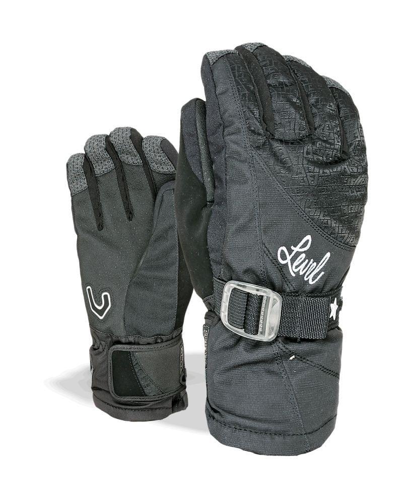 Dámské rukavice Level Matrix - black - Ski a Bike Centrum Radotín 351eb3bf60