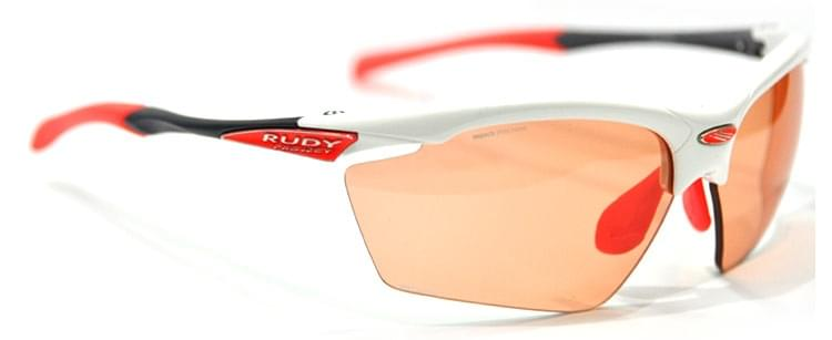 Brýle Rudy Project Agon – White Gloss/Photochromic 2red uni
