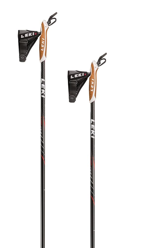 Leki Lahti 2.0 black/bright anthracite-red-white 150