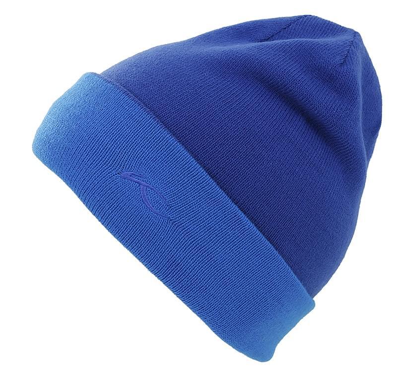e02b942b209 Zimní oboustranná čepice Kjus Turn - alaska blue malawi blue - Ski a ...