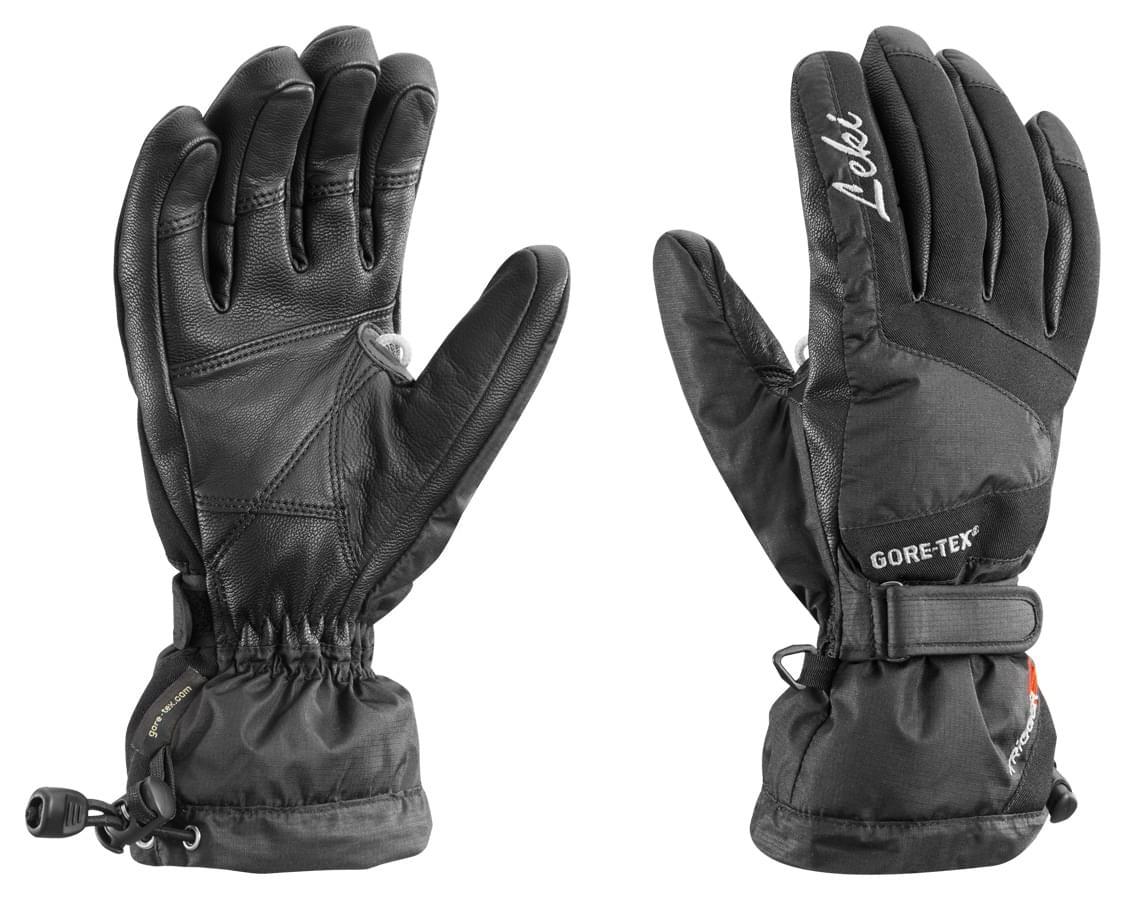Dámské lyžařské rukavice Leki Scale S GTX Lady 6.5