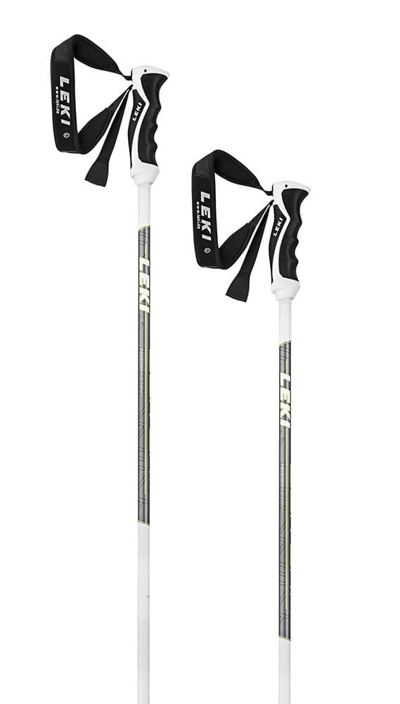 Leki Elite 140 T white-anthr-black-green 125