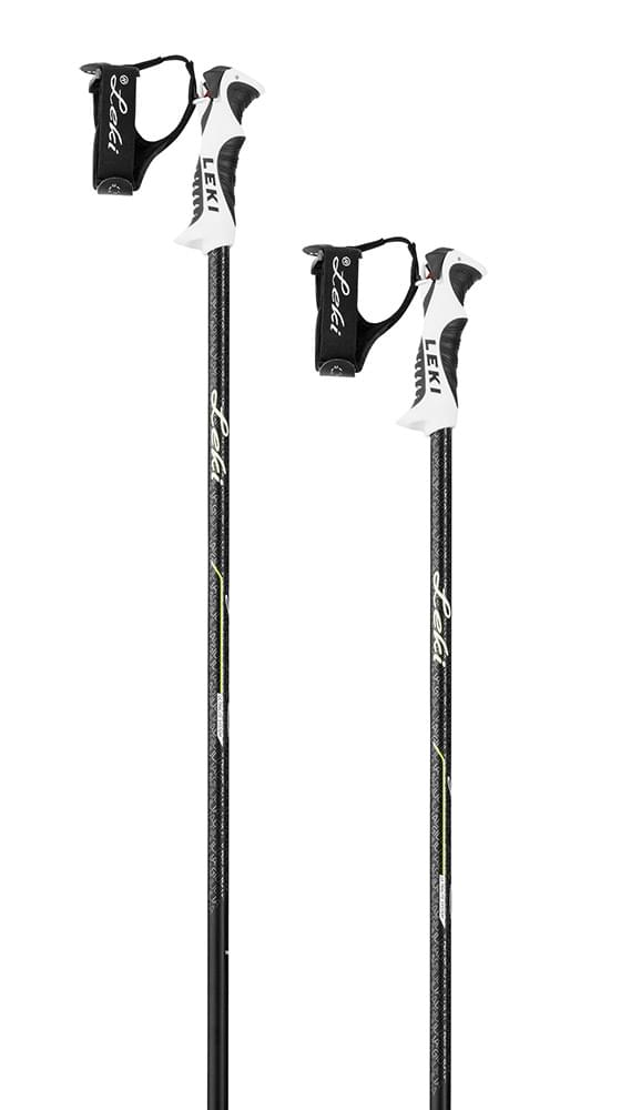 Leki Giulia S - black/anthracite/white/green 105