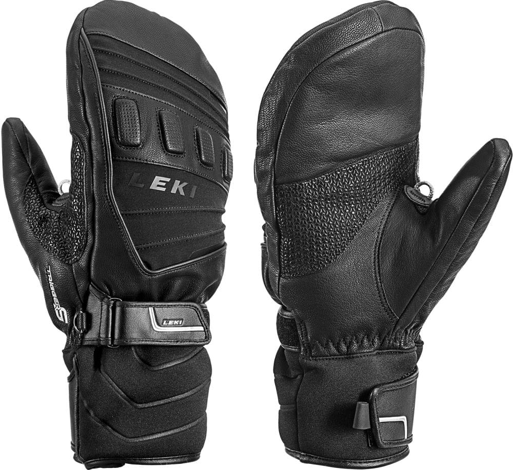 Leki Griffin S Mitt black 7.0