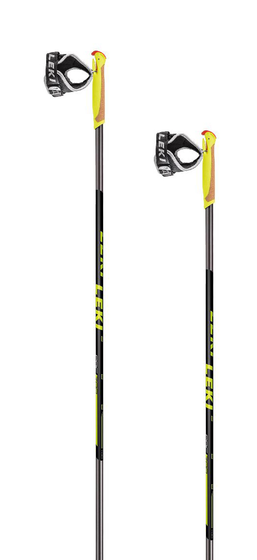 Leki PRC 700 black/white-neonyellow 160