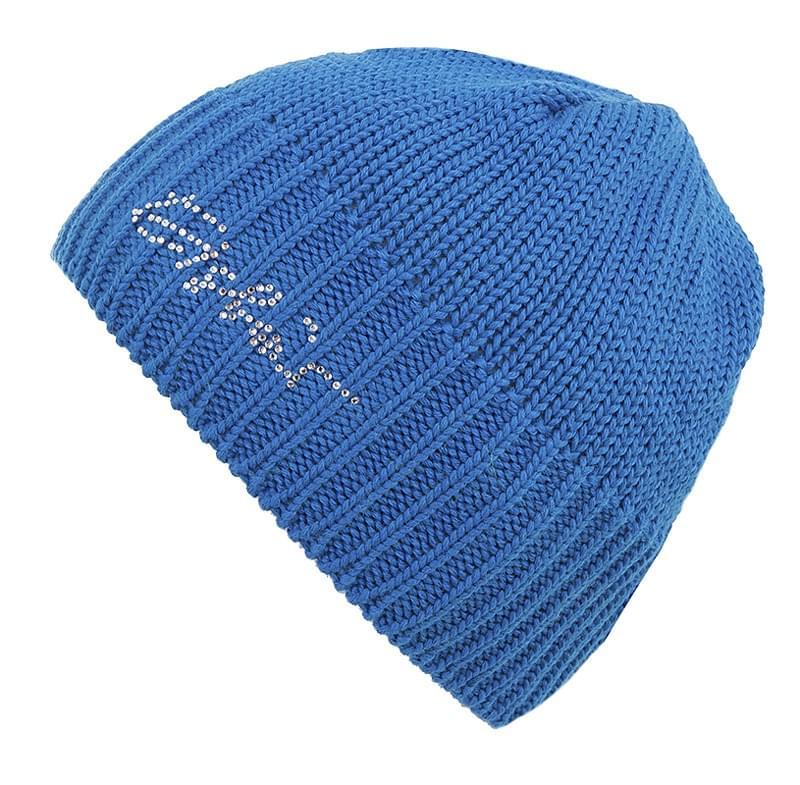 Dámská zimní čepice Eisbär Trop Crystal MU - blue uni