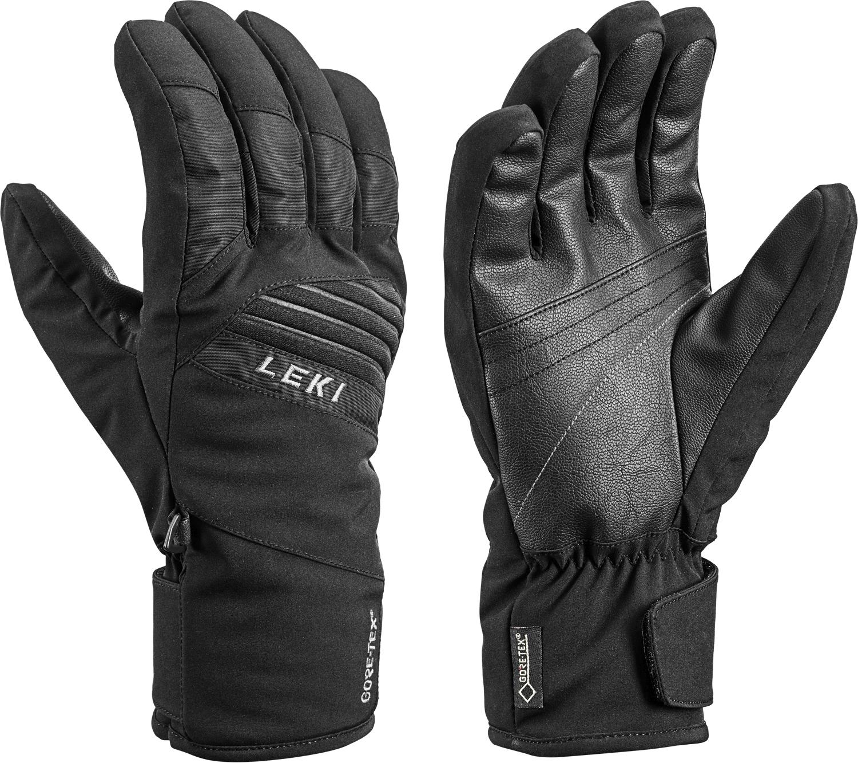Lyžařské rukavice Leki Space GTX black - Ski a Bike Centrum Radotín 14fcffae7d