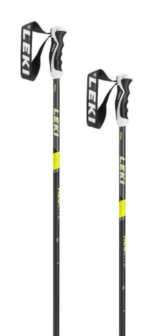 Leki Neolite - black/anthracite/white/yellow 135
