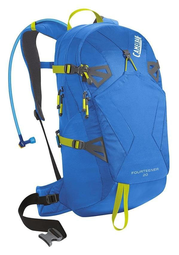 Camelbak Fourteener 20 - Tahoe Blue/Lime Punch uni