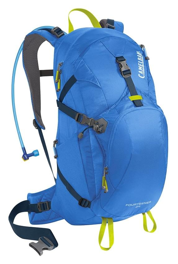 Camelbak Fourteener 24 - Tahoe Blue/Lime Punch uni