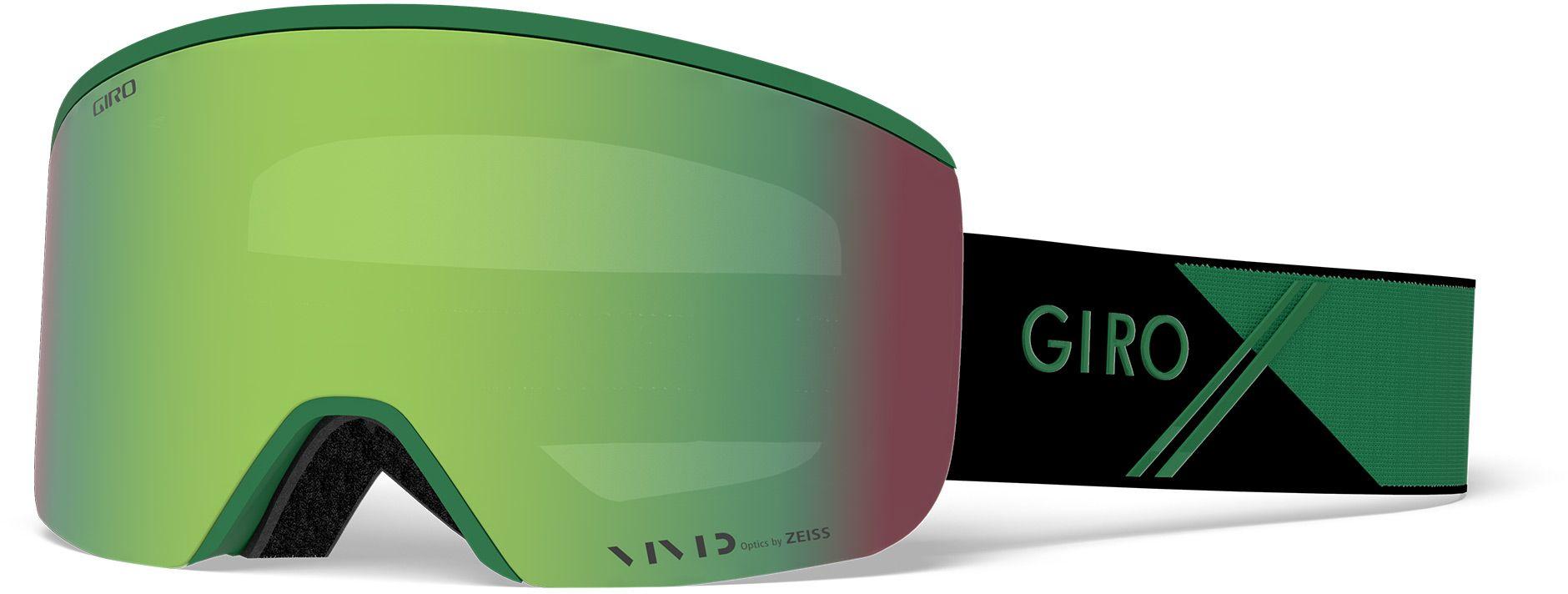 Lyžařské brýle Giro Axis Field Green Sport Tech Vivid Emerald Vivid  Infrared (2Skla) ... f390675bce649