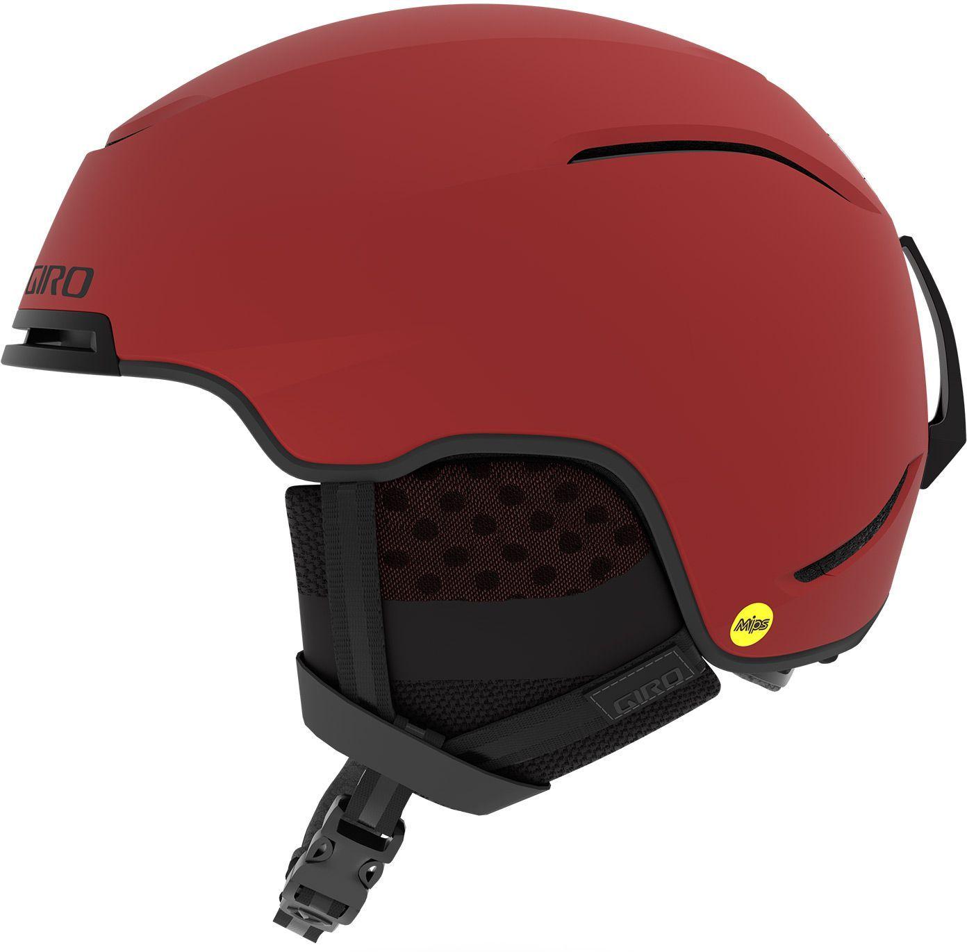 Giro Jackson MIPS Mat Dark Red Sierra M