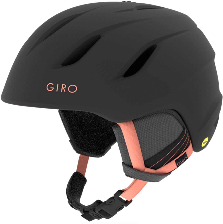 Dámská lyžařská helma Giro Era MIPS Mat Black Peach - Ski a Bike ... 21b9db04968