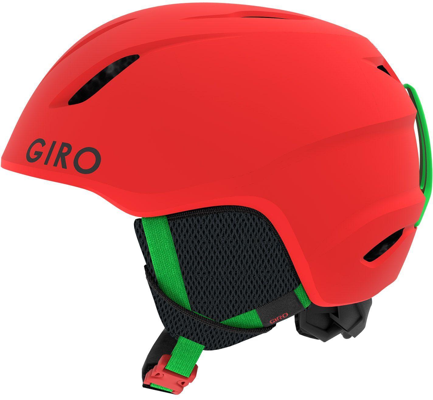Giro Launch Mat Bright Red XS