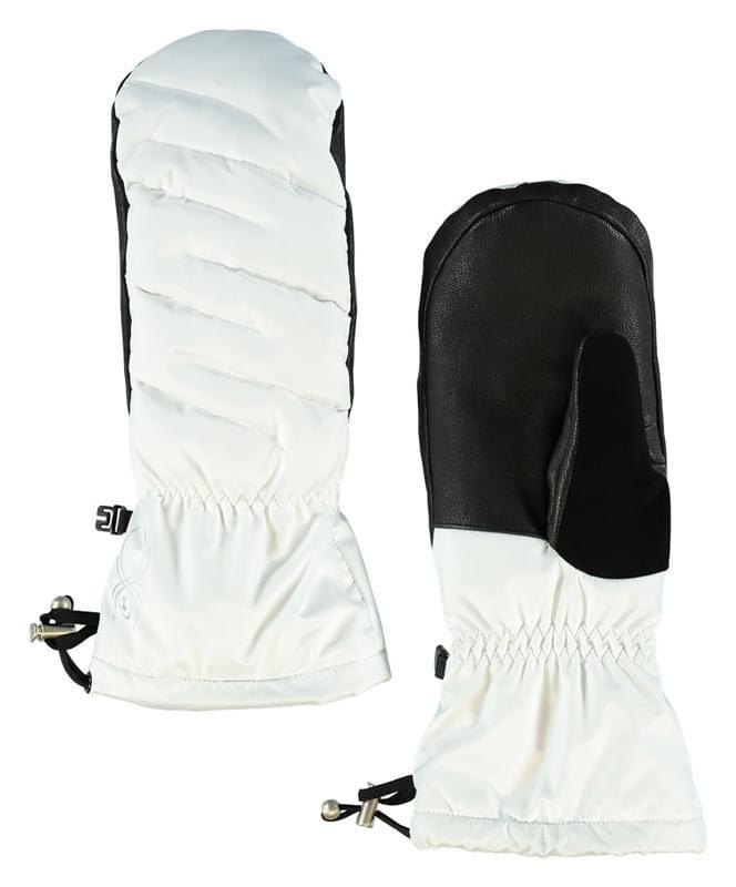 f0bbcb2ebff Dámské lyžařské palčáky SPyder Candy Downhill - white - Ski a Bike ...