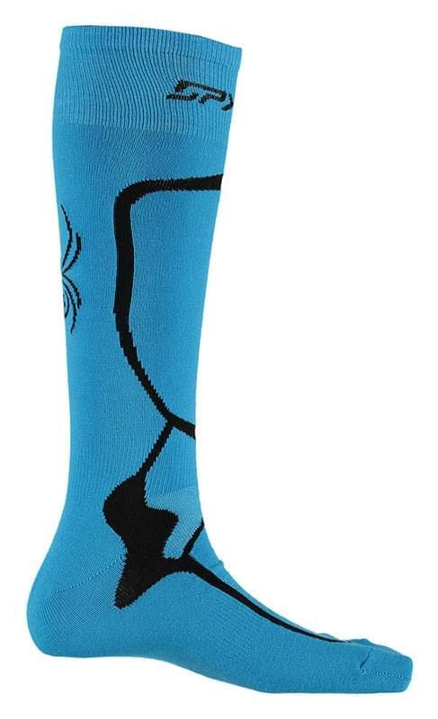 Dámské ponožky Spyder Pro Liner Ski - riviera/black S