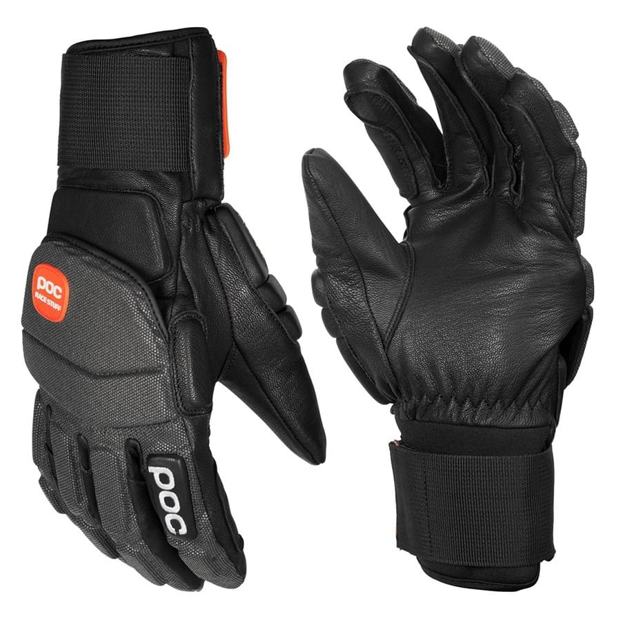 Lyžařské rukavice POC Super Palm Comp - uranium black - Ski a Bike ... edfd286487