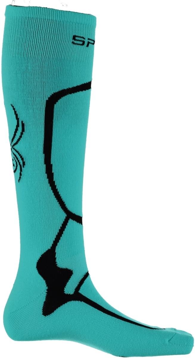 4d72dbc1741 ... Dámské ponožky Spyder Women s Pro Liner Sock - bal blk. Lehké dámksé lyžařské  podkolenky ...