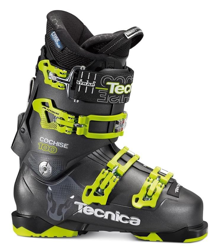 Lyžařské boty Tecnica Cochise 100 – anthracite 295
