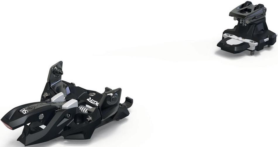 Marker Alpinist 9 - black/titanium 90mm