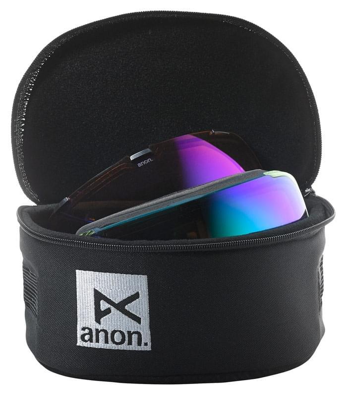 Pouzdro na lyžařské brýle Anon - black uni