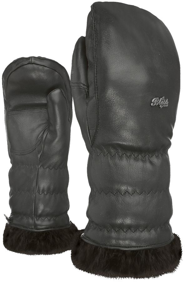 Level Bliss Grace Mitt - black 7,5
