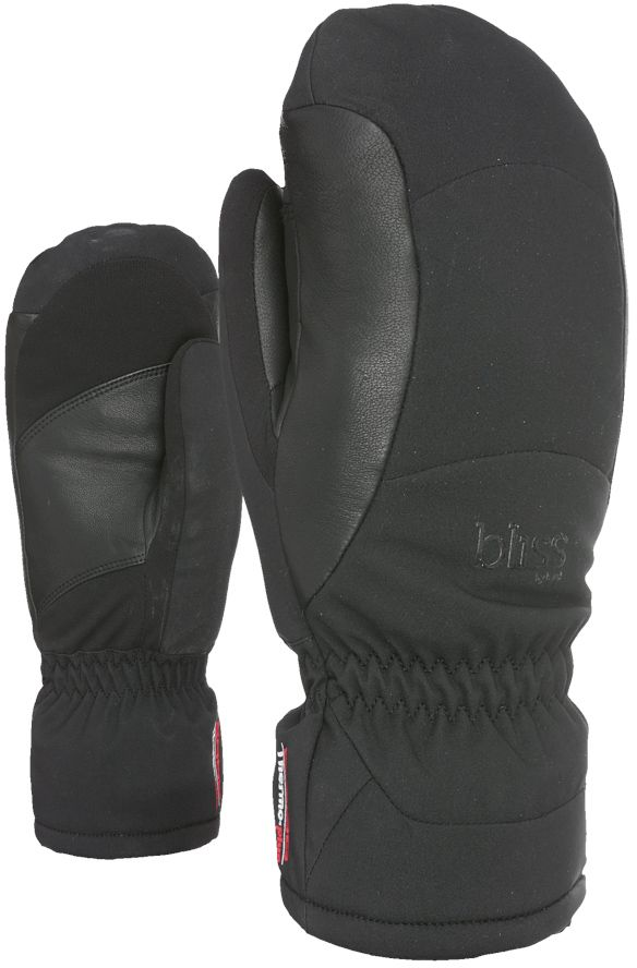 Level Bliss Flame Mitt - Black 7,5
