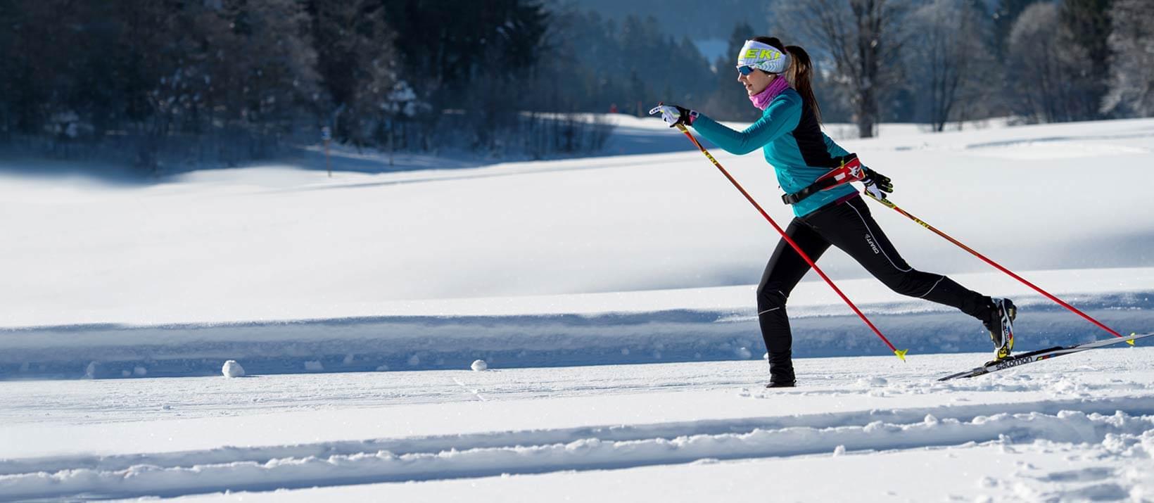 e3a595c6b6f ... kde vám naši lyžařští specialisté pomohou s výběrem vhodného modelu  holí na běžky. V prodejně vám umíme také běžecké hole zakrátit na potřebnou  délku.