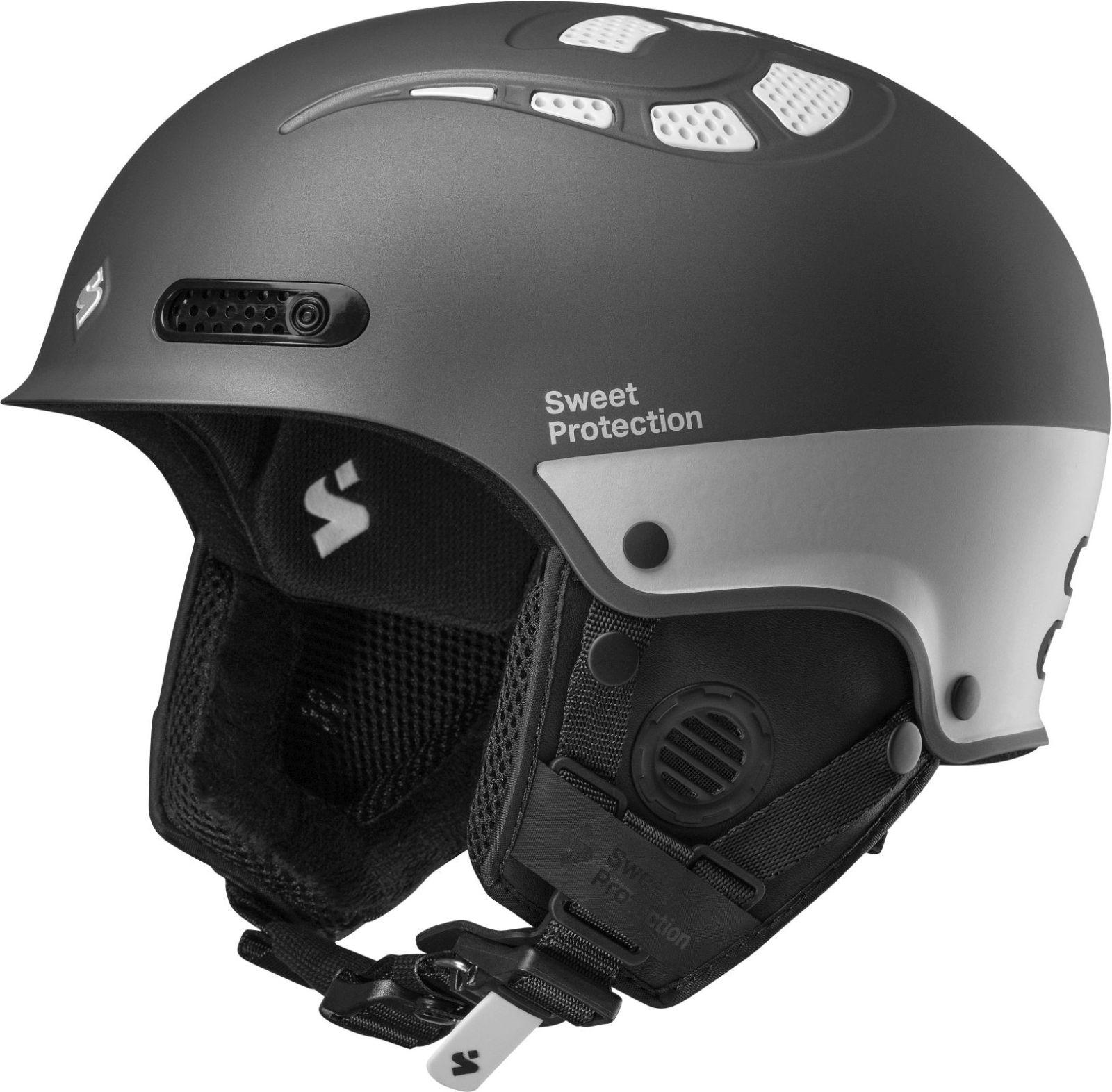 Levně Sweet Protection Igniter II Helmet - Slate Gray Metallic 59-61