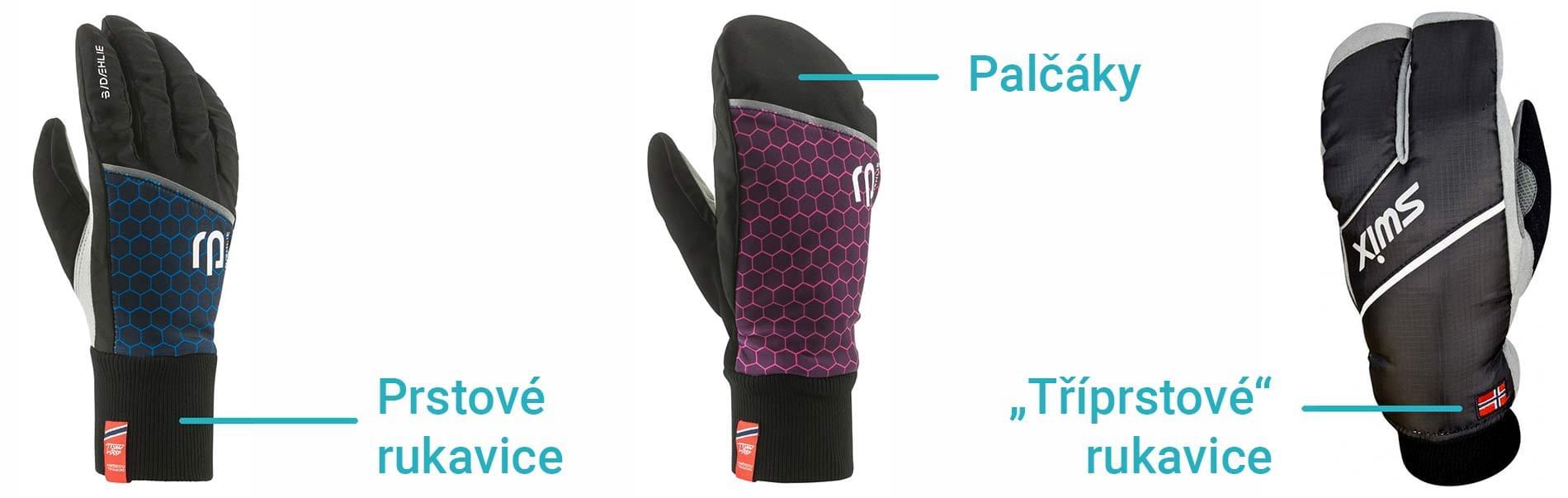 Jak vybrat rukavice na běžky - Ski a Bike Centrum Radotín c89822a0ce