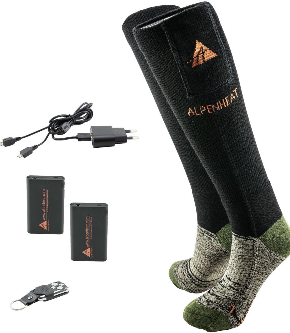 Alpenheat Fire-Socks Set Wool RC 46-48