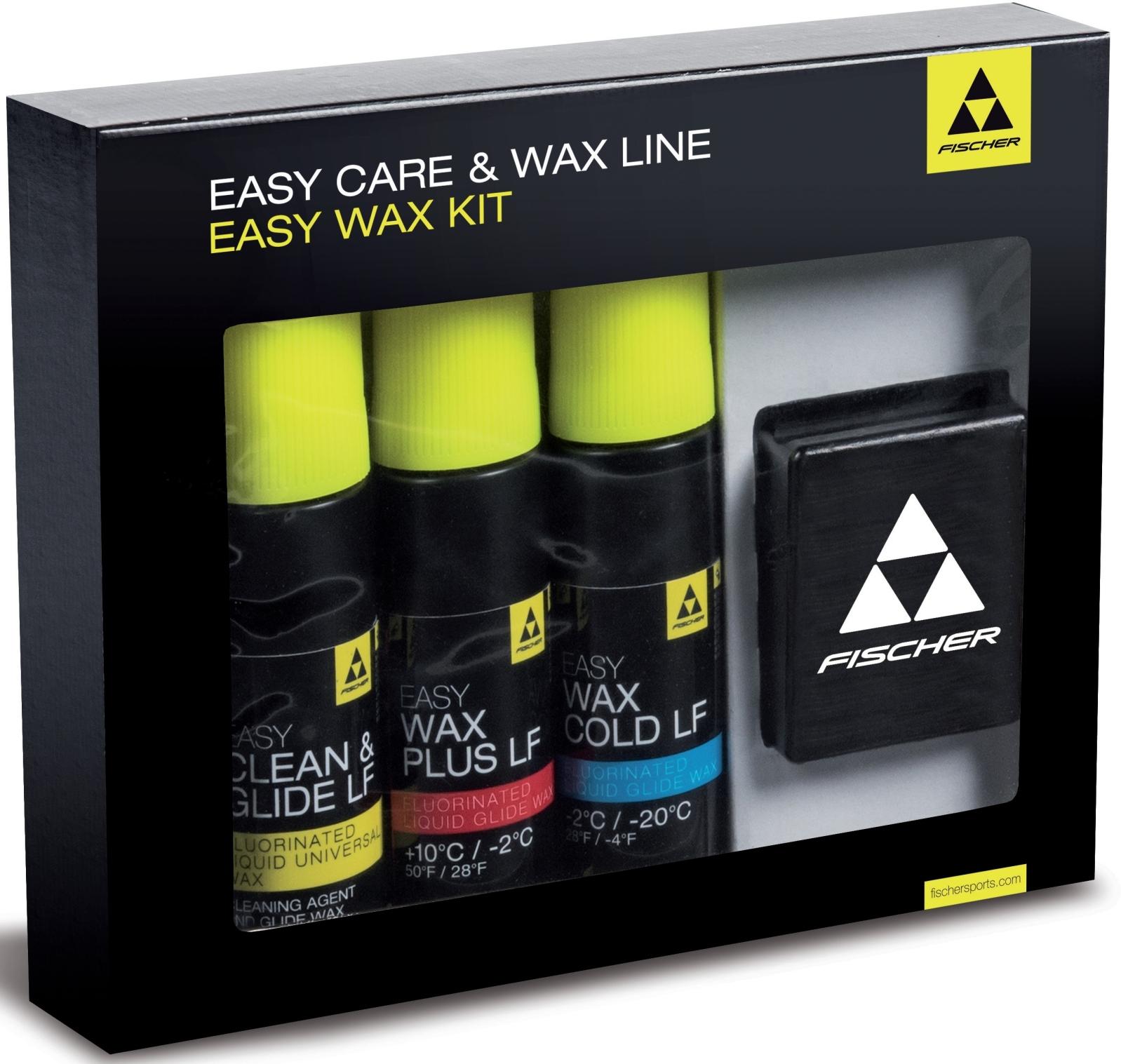 Fischer Easy Wax Kit uni