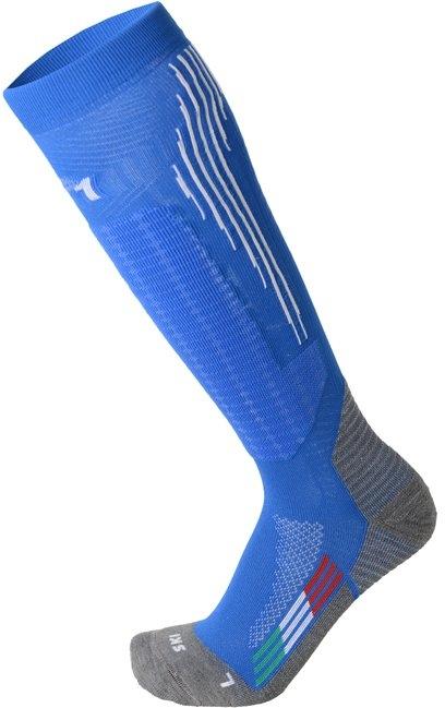 Mico Medium Weight M1 Winter Pro Performance Ski Socks - azzurro 47-49