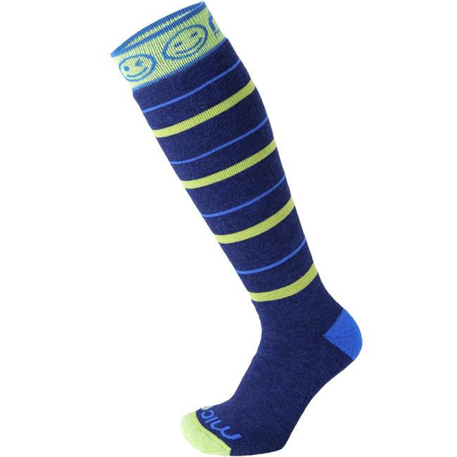 Mico Medium Weight Kids Protection Ski Socks - var 15 24-26