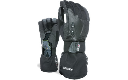 61129b87adc Snowboardové rukavice Level Super Pipe Gore-Tex - black